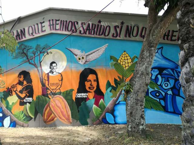 Homenaje Memorias en Resistencia