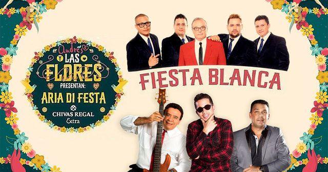 Vuelve la Fiesta Blanca en Medellín