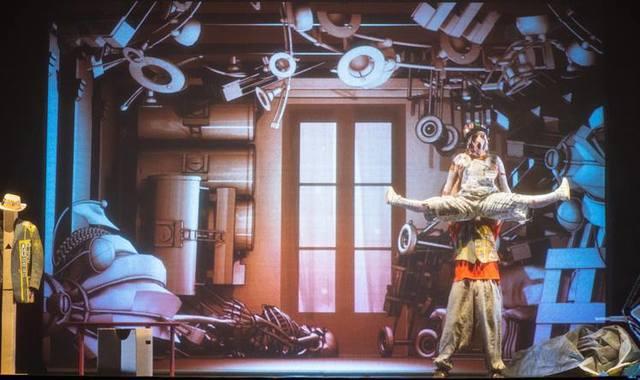 Pinocchio Festival Iberoamericano de Teatro en la UIS