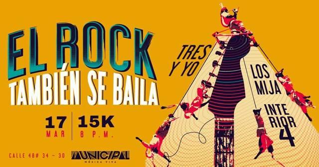 El Rock También se Baila en Bucaramanga