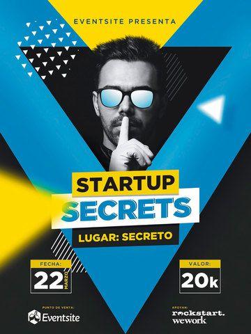 Startup Secrets, fiesta, descontrol y emprendimiento