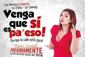 Llega a Bogotá Liss Pereira con una sorpresa.