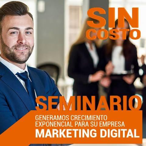 Generando Crecimiento Marketing Digital