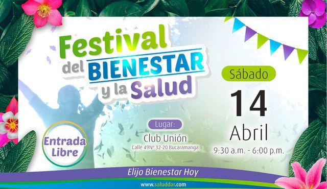 Festival del Bienestar y la Salud