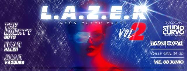 LAZER - Neon Retro Party Vol.2