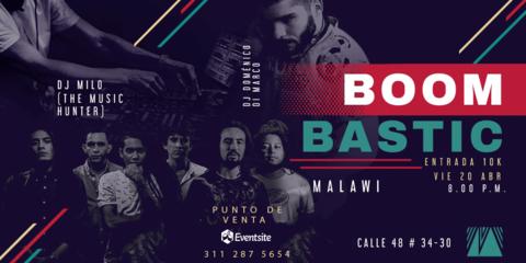 Boombastic en el Municipal Música Viva