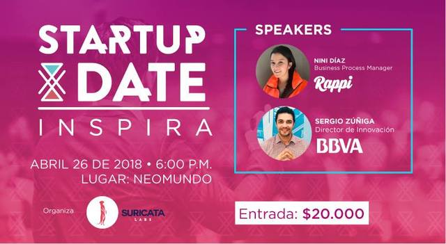 StartUp Date Inspira en Neomundo