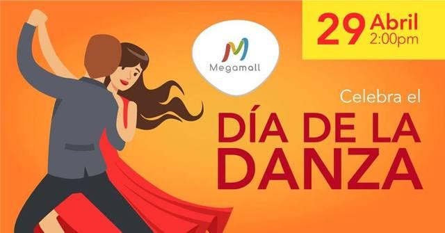 Celebra el día de la danza en Megamall