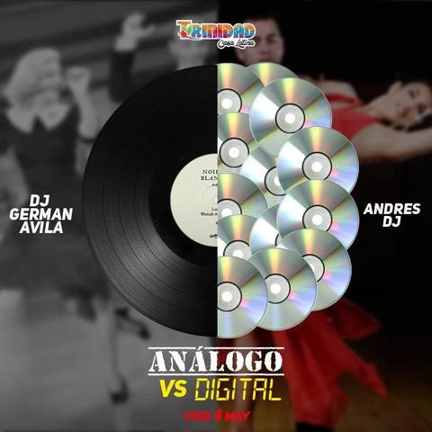 Análogo VS Digital en Trinidad Casa Latina