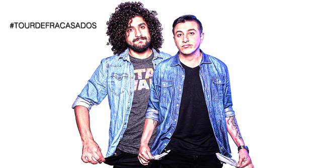 Stand Up Comedy: El Tour del Fracaso