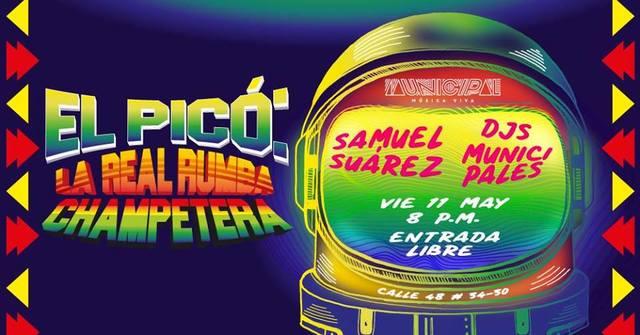 El Picó: La real rumba champetera en Municipal