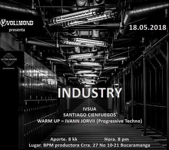 Industry: Techno y electrónica en BPM Productora