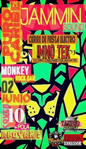 Fiesta Puro Caribe Con Los Jammin Sound