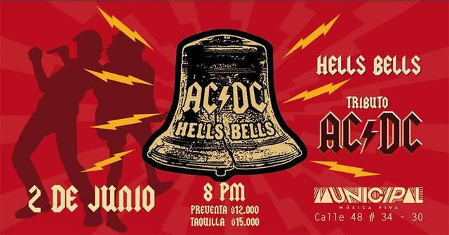 Hells Bells Tributo a AC/DC