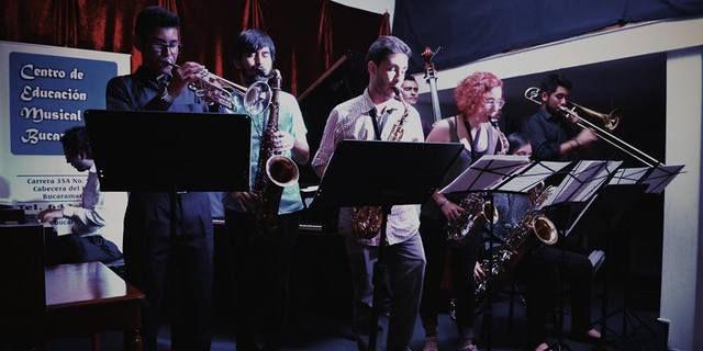 Sesión de jazz CEMB No. 45