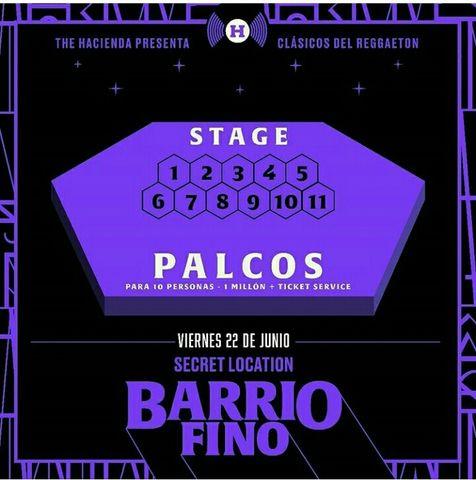 BARRIO FINO