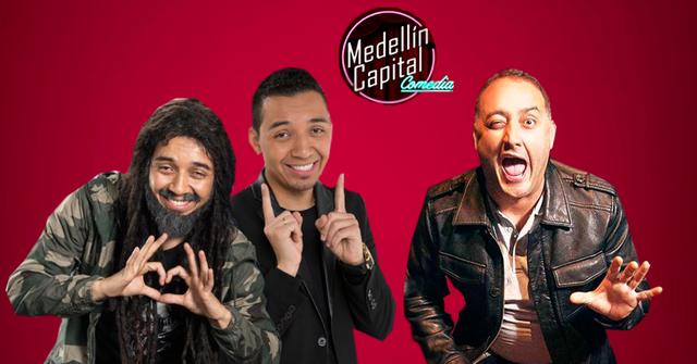 Medellín Capital Comedia
