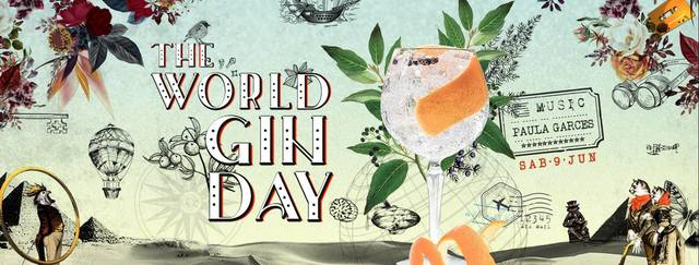 The World Gin Day en Make it Public