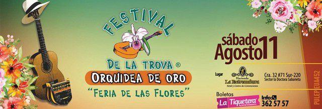 Festival de la Trova 'Orquídea de Oro'