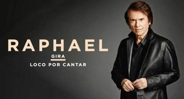 Raphael, Loco por Cantar
