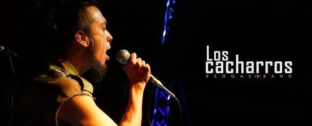 Reggae con Los Cacharros