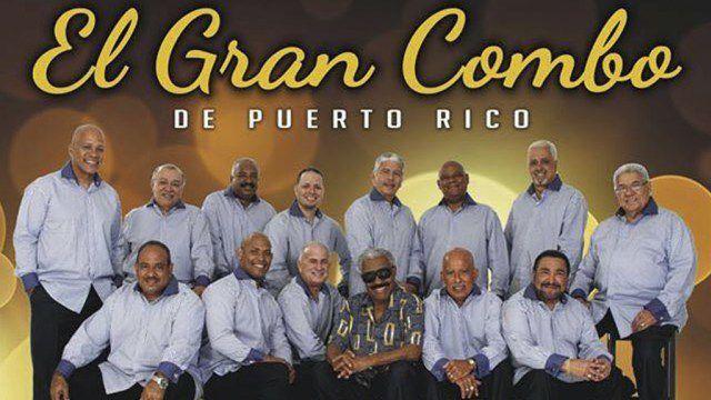 Homenaje al Gran Combo de Puerto Rico