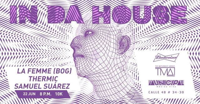 In Da House - La Femme