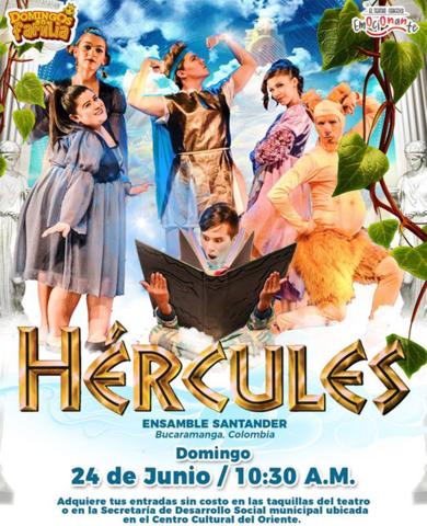 Hércules, en Corfescu