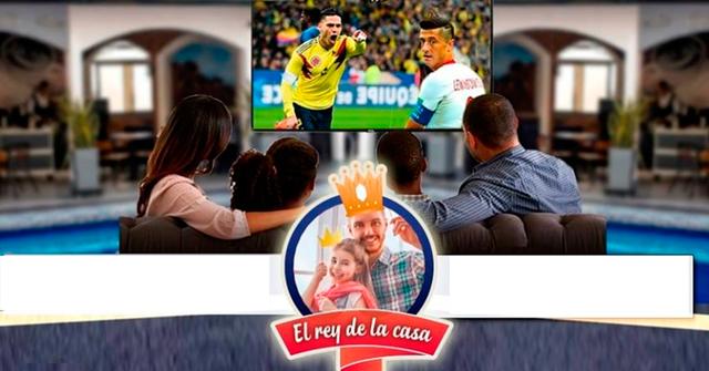 Celebra con Papá y la Selección Colombia