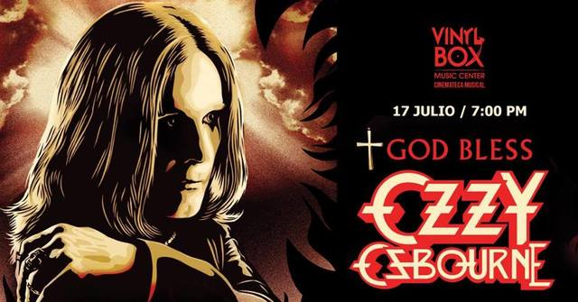 Cinemateca Musical: God Bless Ozzy Osbourne