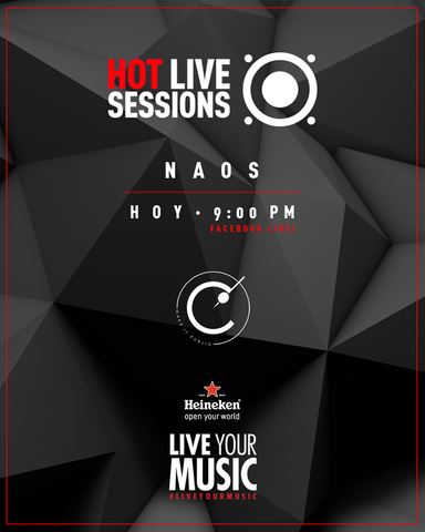 Hot Live Sessions, NAOS