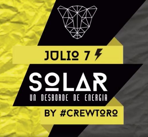 SOLAR, un desborde de Energía
