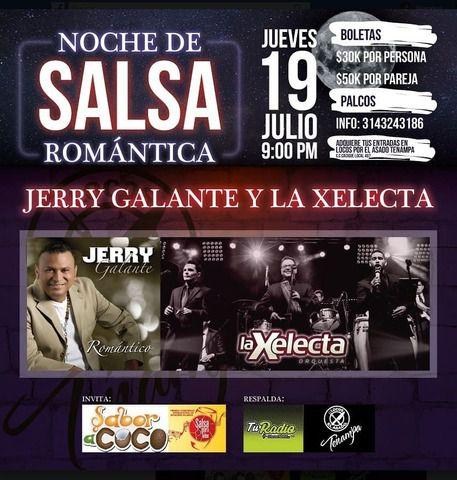 Noche de Salsa Romántica en Bucaramanga