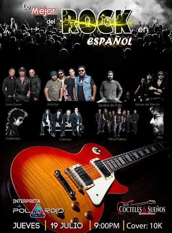 Homenaje a los Clásicos del Rock en Español
