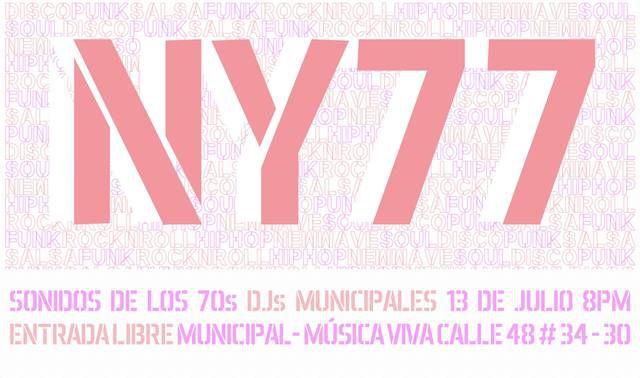 N77: Fiesta con los Sonidos de los 70s
