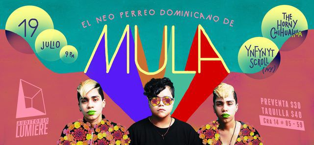 MULA - Neo Perreo Dominicano