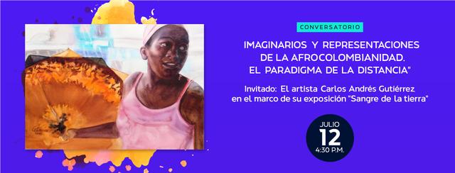 Conversatorio sobre la Afrocolombianidad