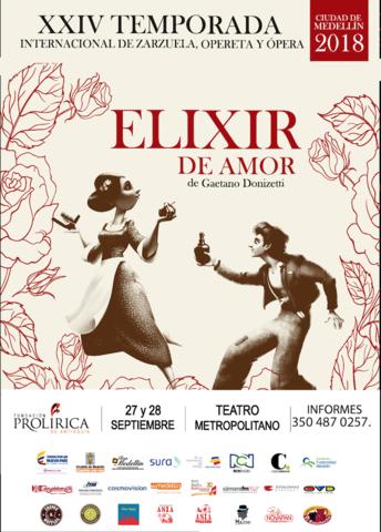 Ópera, El Elixir de Amor
