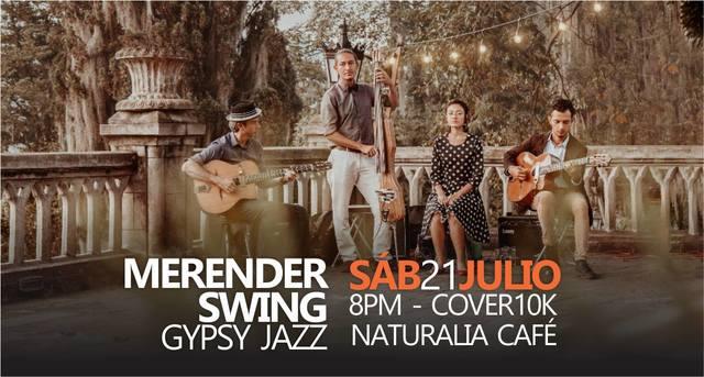 Noche de Gypsy Jazz