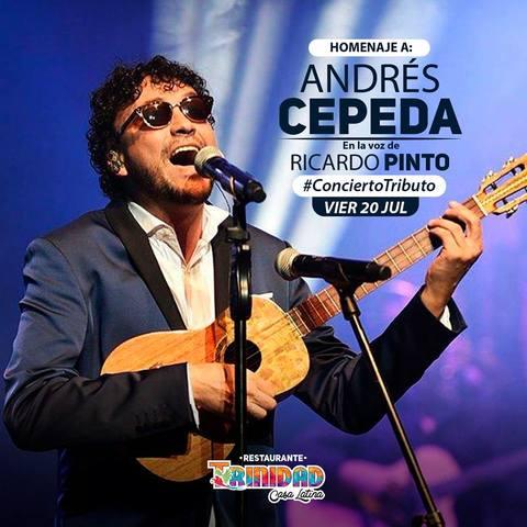 Homenaje a: Andrés Cepeda