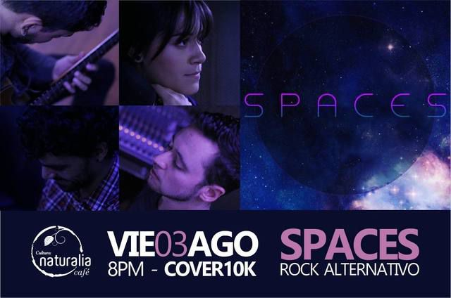 Spaces - Rock Alternativo