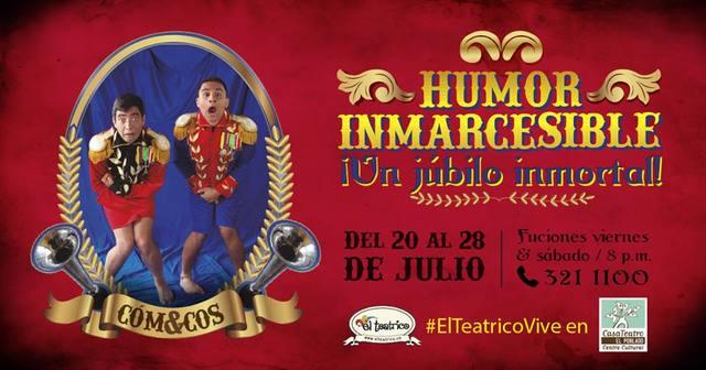 Humor Inmarcesible ¡Un Júbilo Inmortal!
