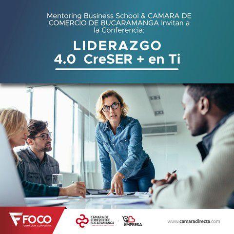 Conferencia Liderazgo 4.0
