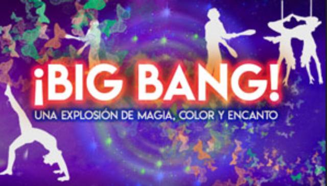 ¡Big Bang!