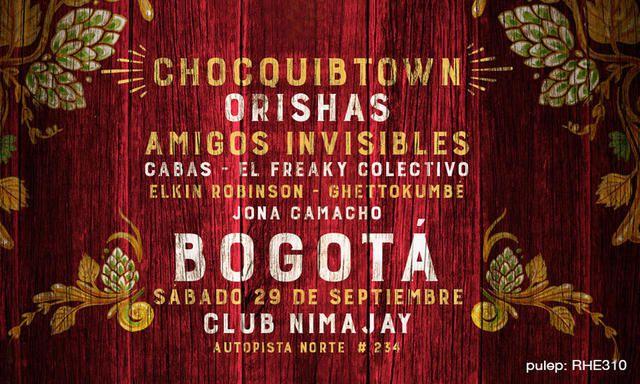 Club Colombia Oktoberfest 2018