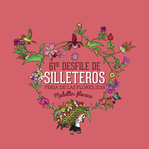 61° Desfile De Silleteros Feria De Las Flores 2018