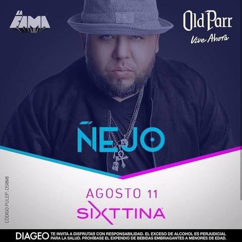Ñejo llega a Sixttina