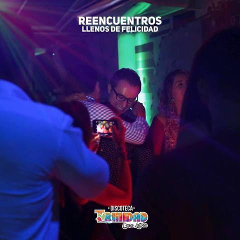 Rumba croosover en Trinidad Casa Latina