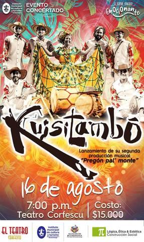 Kuisitambó presenta su segunda producción musical