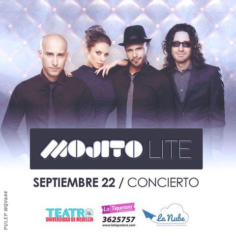 Mojito Lite en concierto